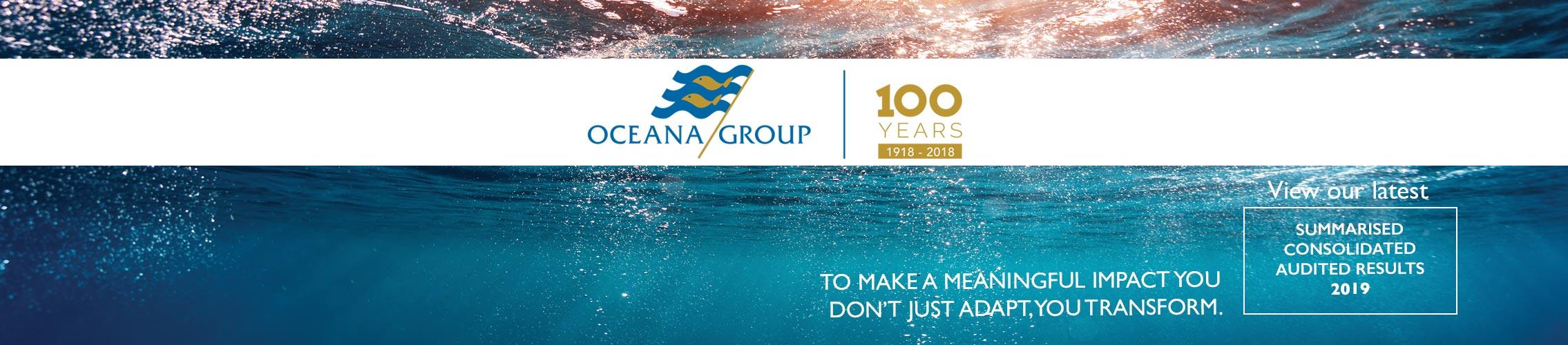 Oceana AFS 2019 banner