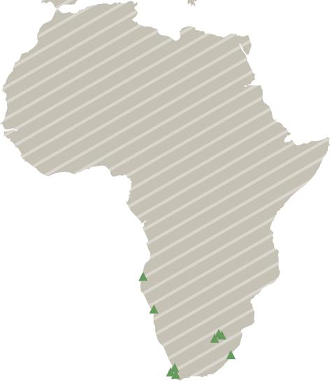CCS Logistics map
