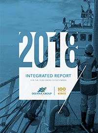 Oceana Integrated report 2018