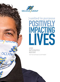 Oceana Integrated report 2020