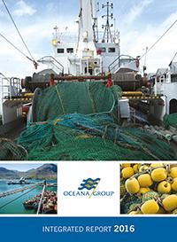 Oceana Integrated report 2016