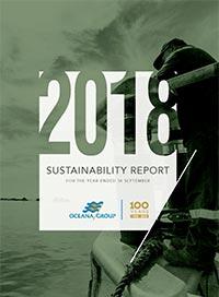 Oceana - Sustainability development report 2018