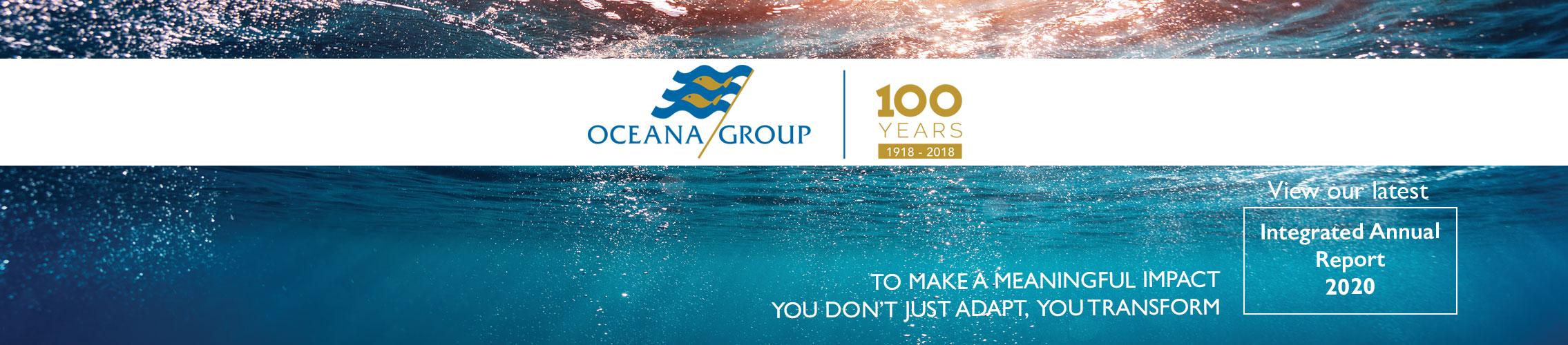 Oceana IAR 2020 banner