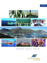 Oceana Integrated report 2006