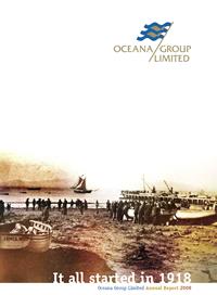 Oceana Integrated report 2008