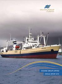 Oceana Integrated report 2010