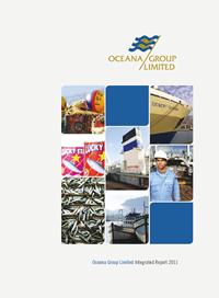 Oceana Integrated report 2011