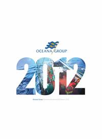 Oceana - Sustainability development report 2012