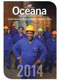Oceana - Sustainability development report 2014
