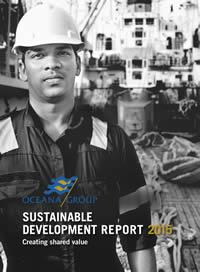 Oceana - Sustainability development report 2015